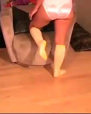 Silky Panties JOI