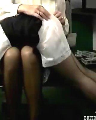 Extreme Horny Chick Nylon Porn