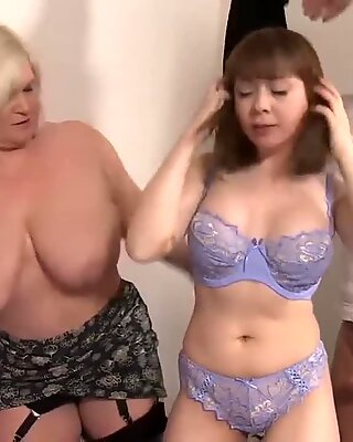 LACEYSTARR - Horny Husband and the Cleaner