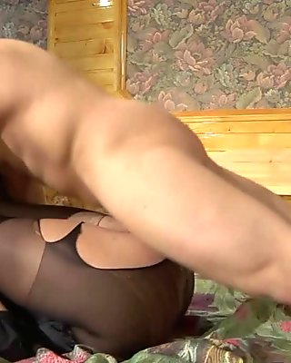 PantyhoseTales Video: Benett and Nicholas