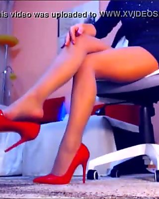 Endless legs to rule every moneyslave