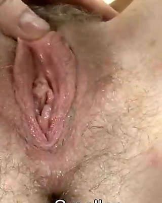 Sexy woman entices hot boy into deep pussy