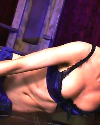 Hot Slut With Pantyhose Fantasy
