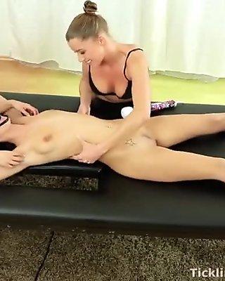 Hannah Perez pantyhose fetish teaser clips