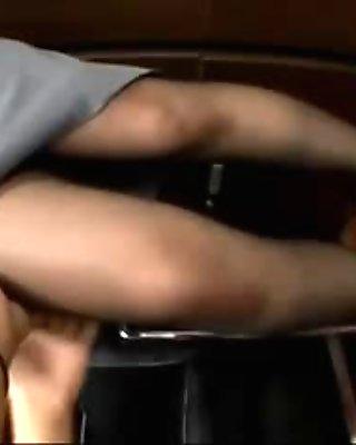 pantyhose foot job