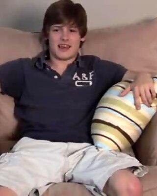 Cute teen jocks masturbation debut