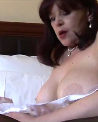 Pantyhose anal