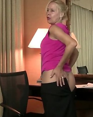 Milfs Payton Leigh and Lilli can't hide their nylon fetish