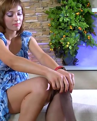 EPantyhoseLand Video: Amelia C