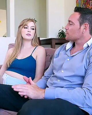 Creeper landlord creampies tenant for rent moneyReport this video