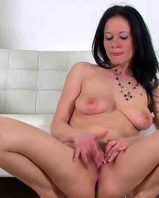 magnificent real mother with saggy tits needs a excellent screw