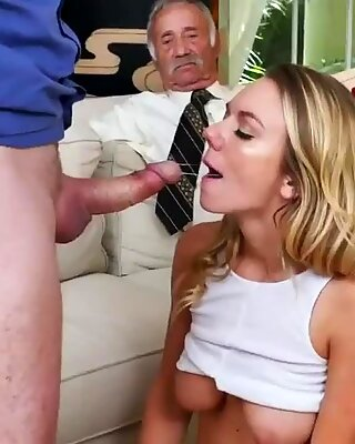 Mature blonde wife threesome Molly Earns Her Keep
