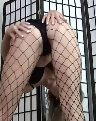 I will give you a nice handjob in nothing but my panties JOI