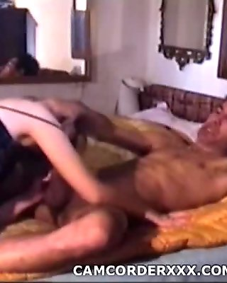 Sexy Blonde In Lingerie gets Fucked