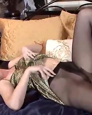 Hot Lady Sexy Pantyhose