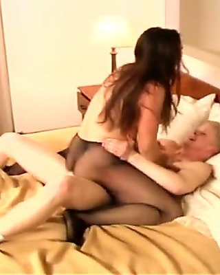 Girlfriend in fishnet - Brookland Brothers
