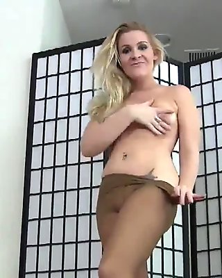 These nude pantyhose are almost too hot JOI