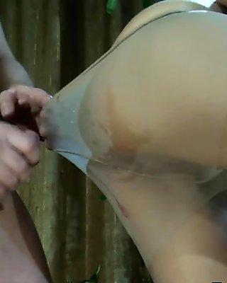 PantyhoseTales Video: Barbara and Bertram