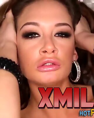 Busty lingerie ho jizz faced after throating big dick pov by XMILF.US - Tory Lane