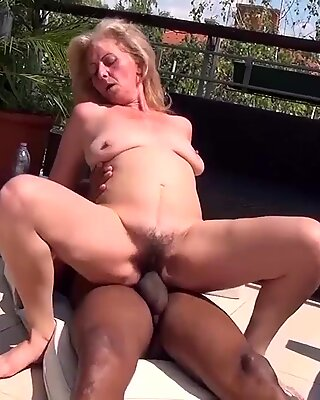 hairy bush 68 years old granny first interracial porn