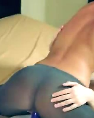bewitching hot lesbians in pantyhose