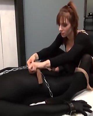 Pantyhose Pulling No 99