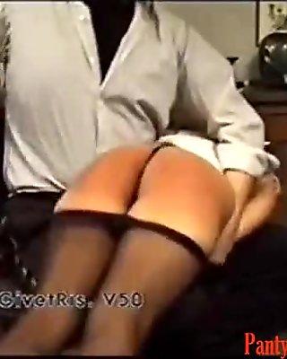Spanking in Pantyhose Free In Pantyhose Porn 4b-Pantyhose4u.net
