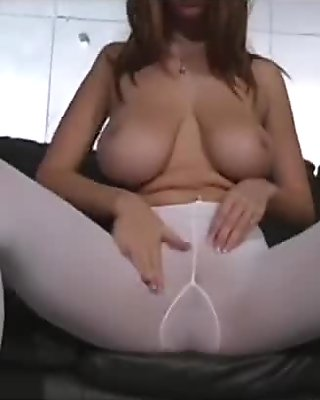 Shay Laren cheering jerk off slut