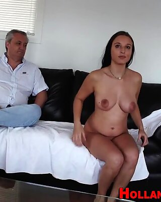 Real chubby hooker rides