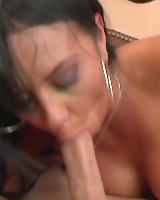 PeterNorth Latina Stocking Fuck