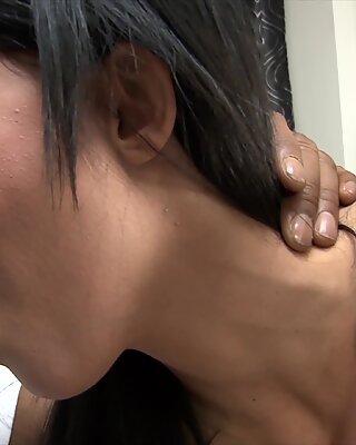 French Slut Cecilia De Lys' Ass DESTROYED By Sensi's BBC