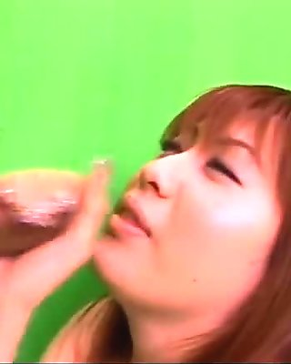 Tasty dick for Kaomi Amamiya