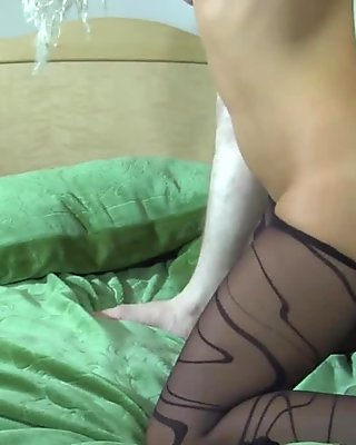 PantyhoseLine Clip: Ophelia A and Peter B