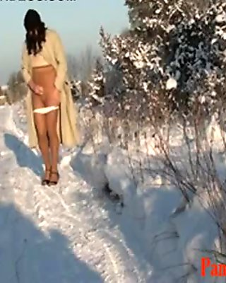 Pantyhose Winter Free Solo Man Porn Video c8-Pantyhose4u.net