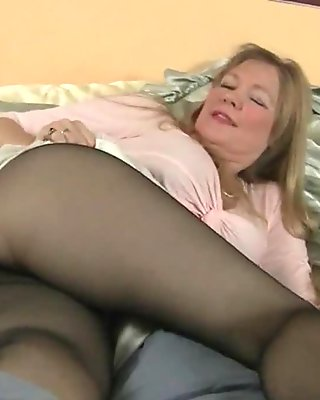 My favorite pantyhosed milfs
