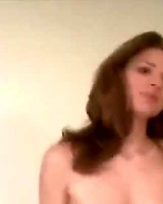 The Sexy Housewife Next Door Blows A Randon Guy In A Home Sex Tape