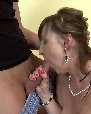 Taboo sex with mom and not her son