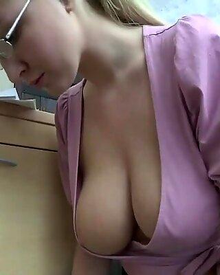 no adult. huge boobs