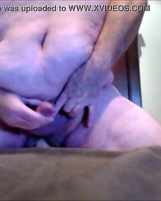 Cum With Dildo In Ass