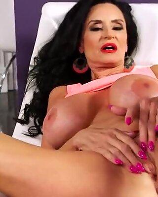 Busty mature sluts in hardcore porn clip