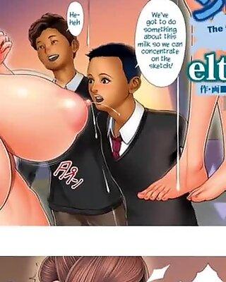 Milf Hentai Comic